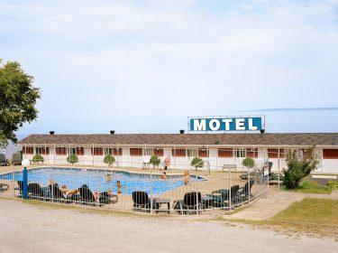 Motel, San Simeon, Quebec